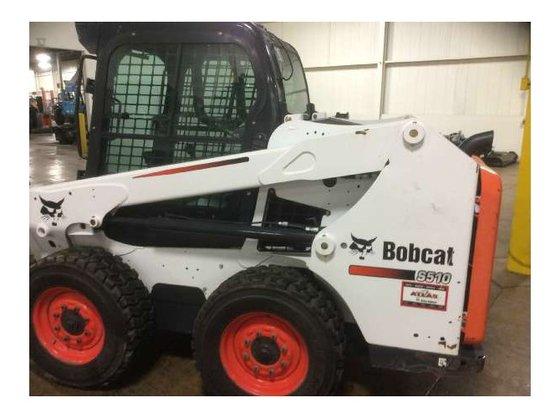 2014 Bobcat S510 Skid-Steer Loader