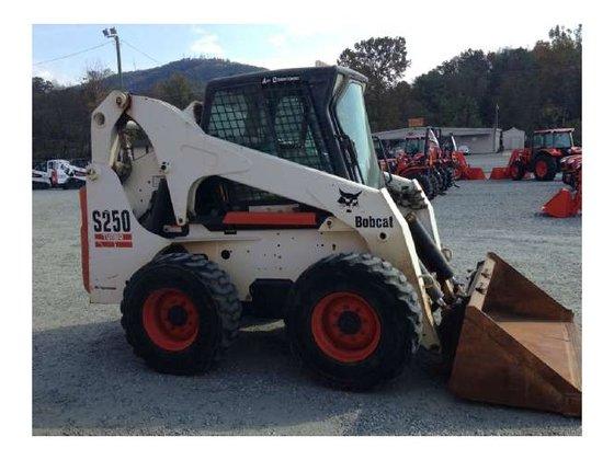Bobcat S250 Skid Steer Loader In Lenoir Nc