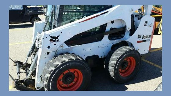 2012 Bobcat S750 Skid-Steer Loader