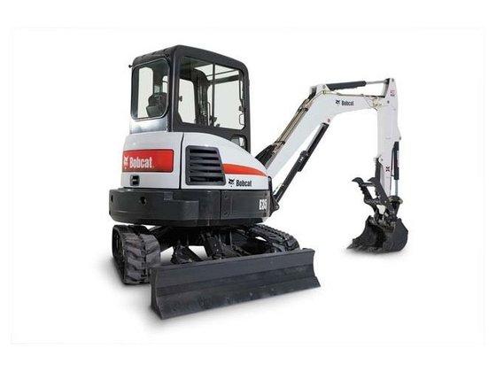 2014 Bobcat E35i Excavator in
