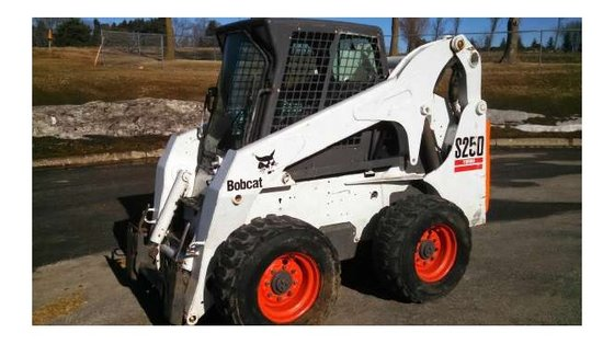 2002 Bobcat S250 Skid-Steer Loader