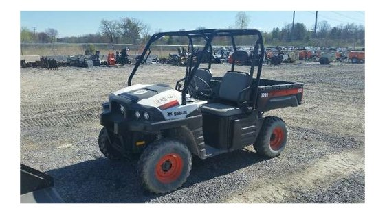 2008 Bobcat 3200 Utility Vehicle
