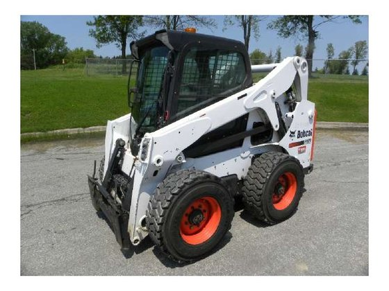 2013 Bobcat S650 Skid-Steer Loader