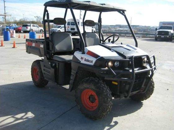 2012 Bobcat 3400 Diesel 4