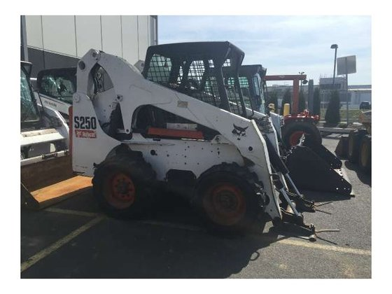 2007 Bobcat S250 Skid-Steer Loader