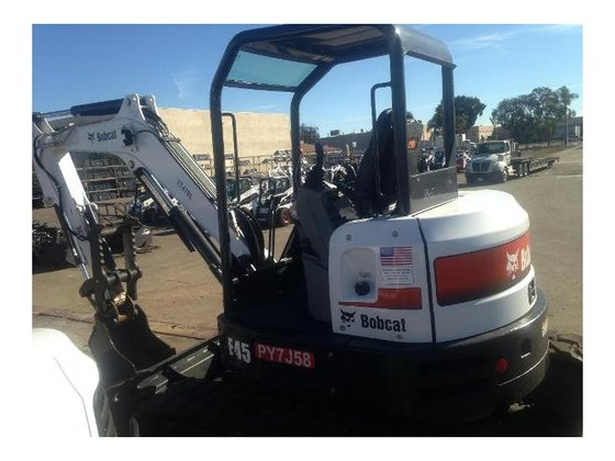 2013 Bobcat E45 (Long Arm