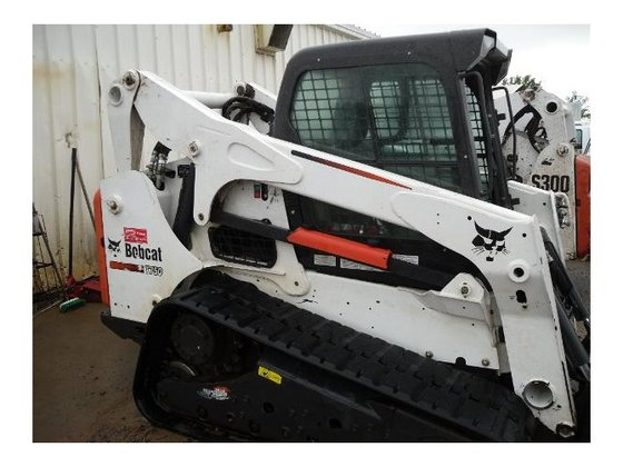 2012 Bobcat T750 Skid-Steer Loader