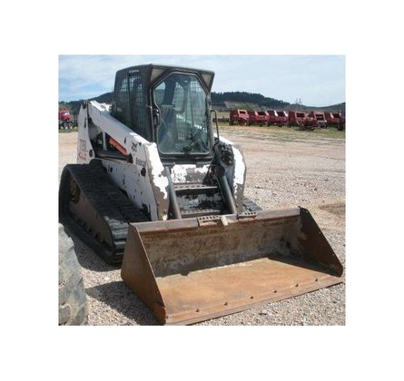 2005 Bobcat T250 Skid-Steer Loader