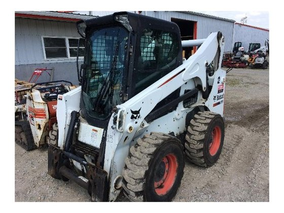 2011 Bobcat S750 Skid-Steer Loader