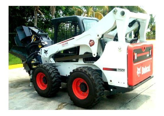 2012 Bobcat S850 Skid-Steer Loader