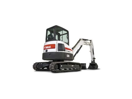 2012 Bobcat E35 (Long Arm