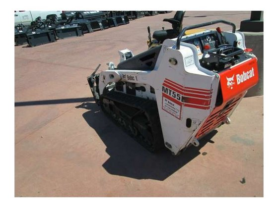 2013 Bobcat MT55 Loader in