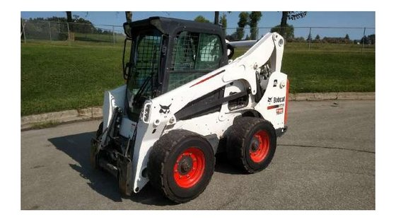 2015 Bobcat S770 Skid-Steer Loader