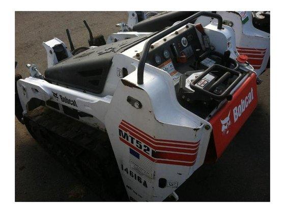 2007 Bobcat MT52 Loader in