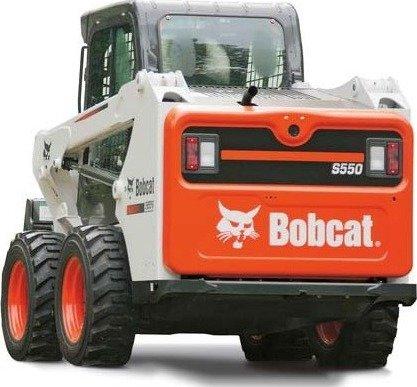 2014 Bobcat S550 Skid-Steer Loader