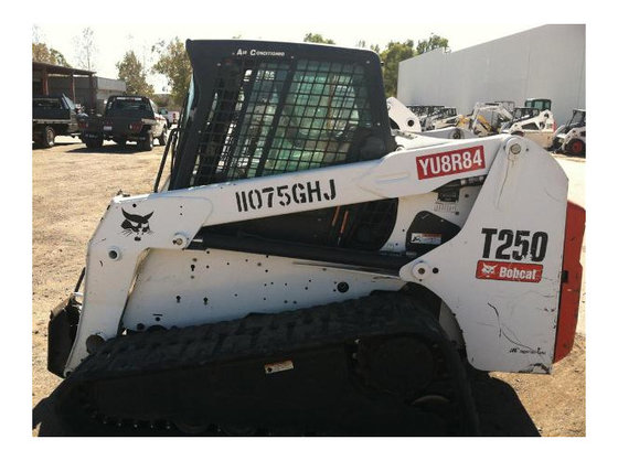 2006 Bobcat T250 Skid-Steer Loader