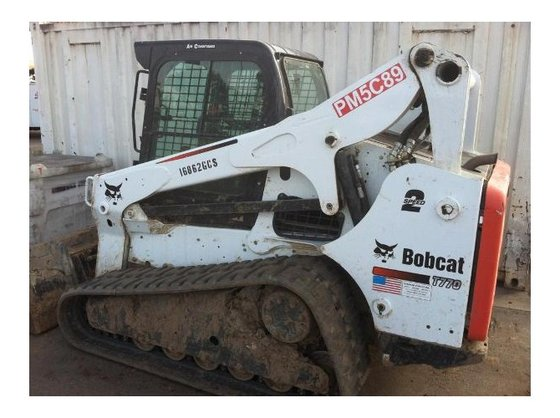 2011 Bobcat T770 Loader in