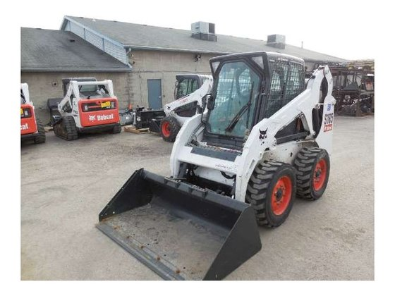 2008 Bobcat S185 Skid-Steer Loader