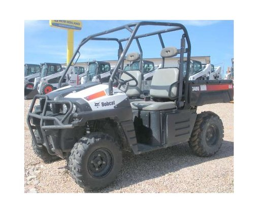 2011 Bobcat 3400 Utility Vehicle