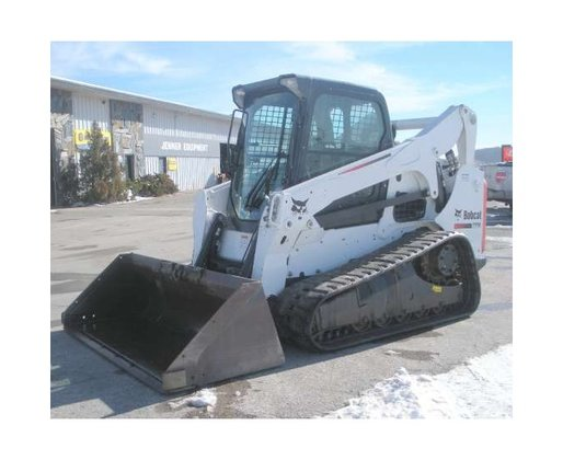 2011 Bobcat T770 Skid-Steer Loader