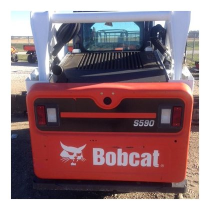 2013 Bobcat S590 Skid-Steer Loader