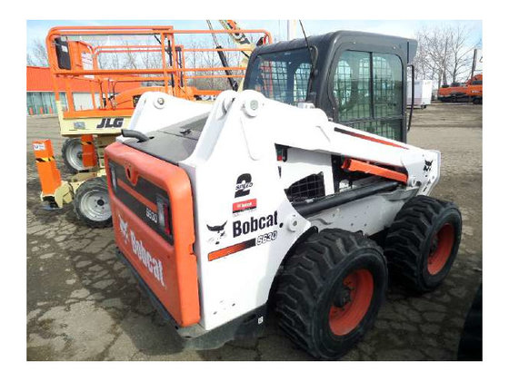 2013 Bobcat S630 Skid-Steer Loader
