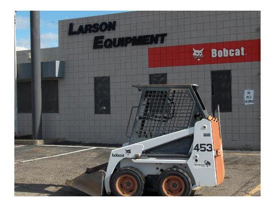 Bobcat 453 Skid-Steer Loader in