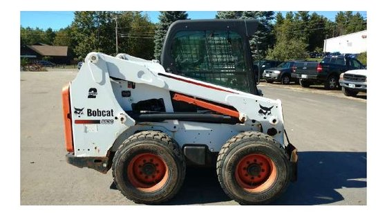 2011 Bobcat S630 Skid-Steer Loader