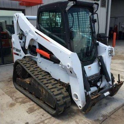 2015 Bobcat T650 Loader in