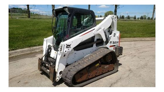 2014 Bobcat T650 Skid-Steer Loader