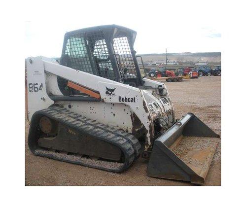 2000 Bobcat 864 Skid-Steer Loader