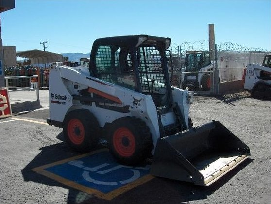 2013 Bobcat S550 Skid-Steer Loader
