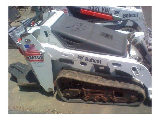 2006 Bobcat MT52 Skid-Steer Loader