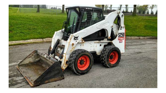 2006 Bobcat S250 Skid-Steer Loader