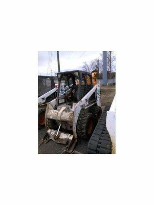 2001 Bobcat 753 Skid-Steer Loader