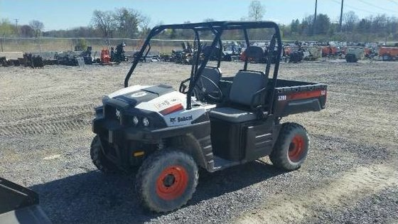2008 Bobcat 3200 Utility Vehicle