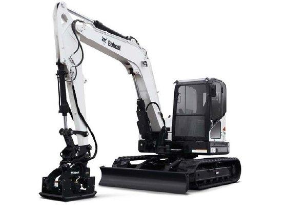 2015 Bobcat E85 T4 Excavator