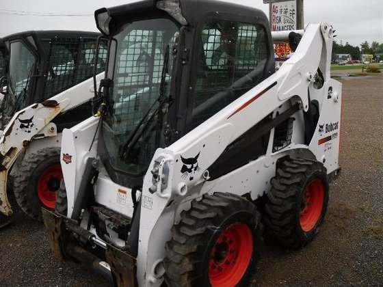 2014 Bobcat S570 Skid-Steer Loader