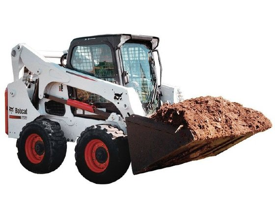 2014 Bobcat S750 Skid-Steer Loader