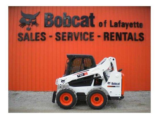 2014 Bobcat S530 Skid-Steer Loader