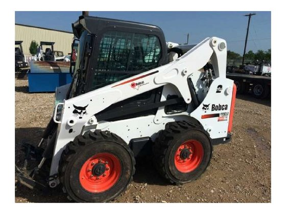 2014 Bobcat S650 Skid-Steer Loader