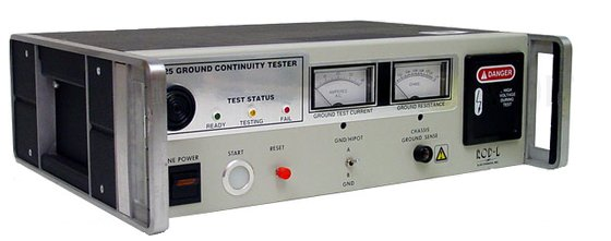 ROD-L Electronics M25 Ground Continuity Tester Inc