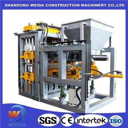 China Sand and Fly Ash Light Weight Brick Making Machine