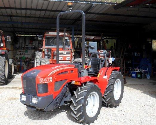 Usata valpadana vrm 60 75 in lazio italia for Attrezzatura agricola usata lazio