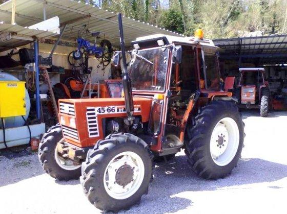 Usata fiat 45 66 in lazio italia for Attrezzatura agricola usata lazio