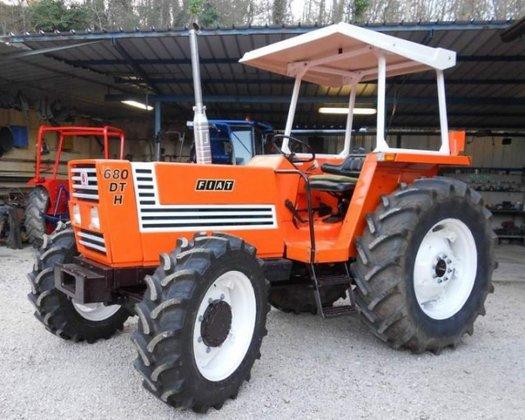 Usata fiat 680 dth in lazio italia for Attrezzatura agricola usata lazio