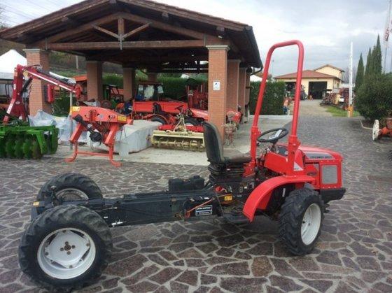 2004 antonio carraro tigrecar 3100 rs in toscana italia for Motocoltivatore carraro