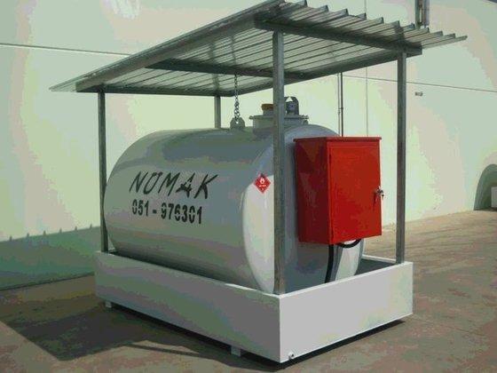 Usata Cisterna Gasolio Serbatoio Gasolio Varie Capacita In Bologna