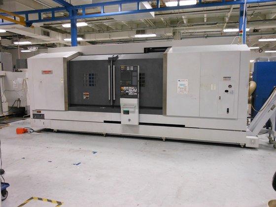 2007 MORI SEIKI NL-3000/2000 CNC