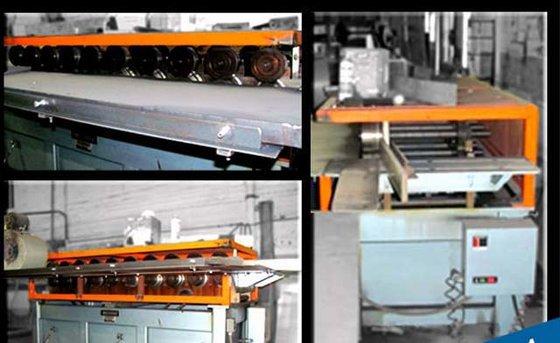 LOCKFORMER L-810 ROLL FORMER 10